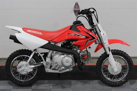 2020 Honda CRF50F in Ames, Iowa - Photo 1