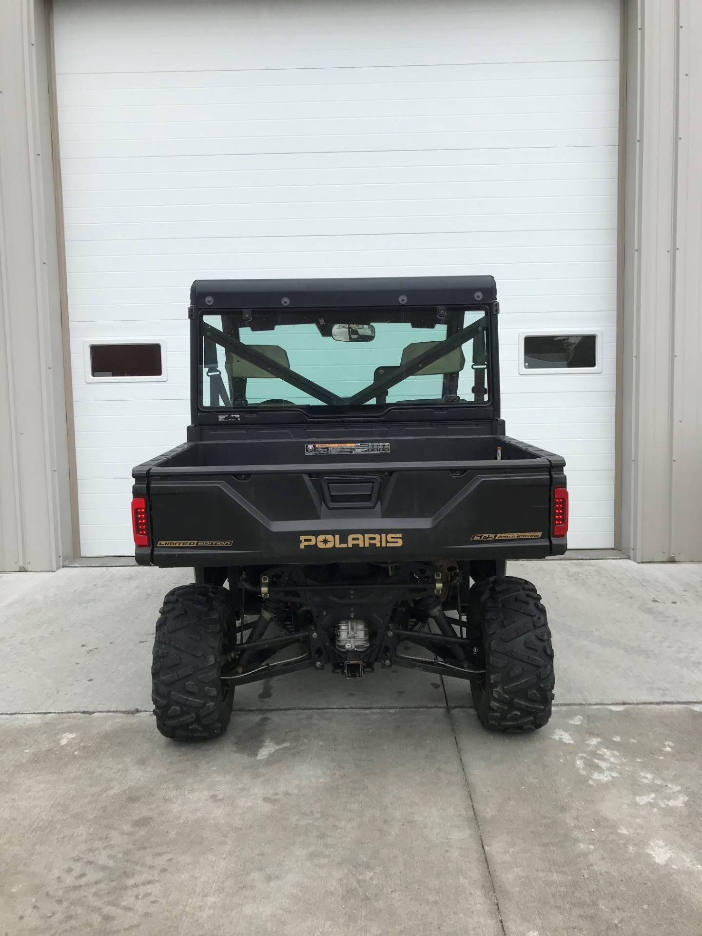 2016 Polaris Ranger XP 900 EPS Hunter Edition in Ames, Iowa
