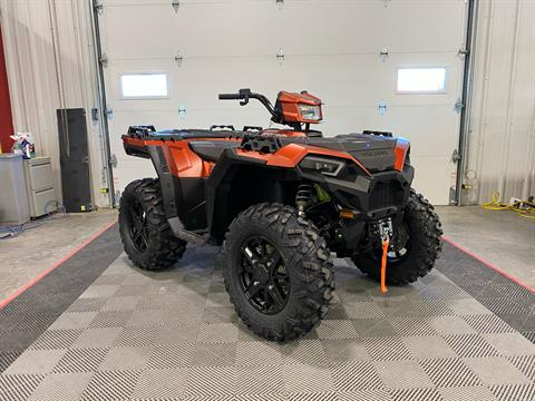 2020 Polaris Sportsman 850 Premium Trail Package in Ames, Iowa - Photo 1