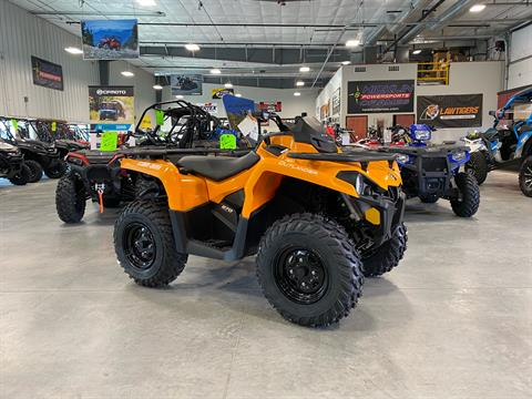 2020 Can-Am Outlander DPS 570 in Ames, Iowa - Photo 1