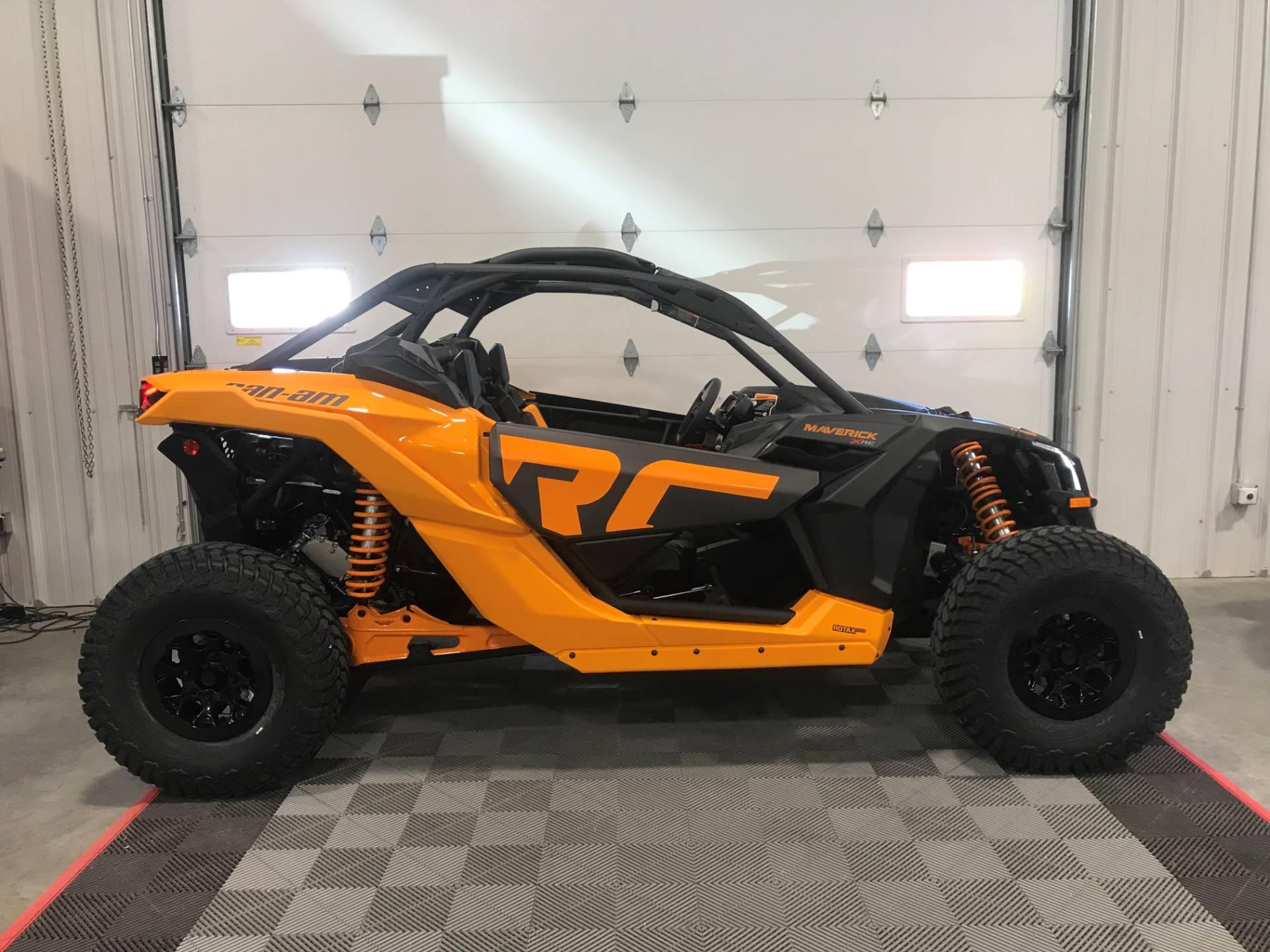2020 Can-Am Maverick X3 X RC Turbo in Ames, Iowa
