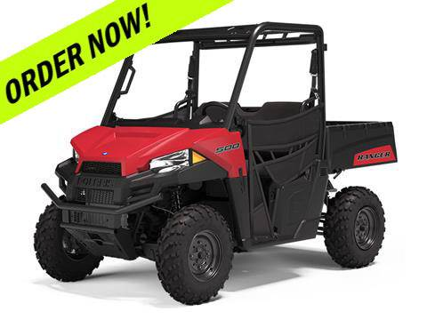 2021 Polaris Ranger 500 in Ames, Iowa - Photo 1
