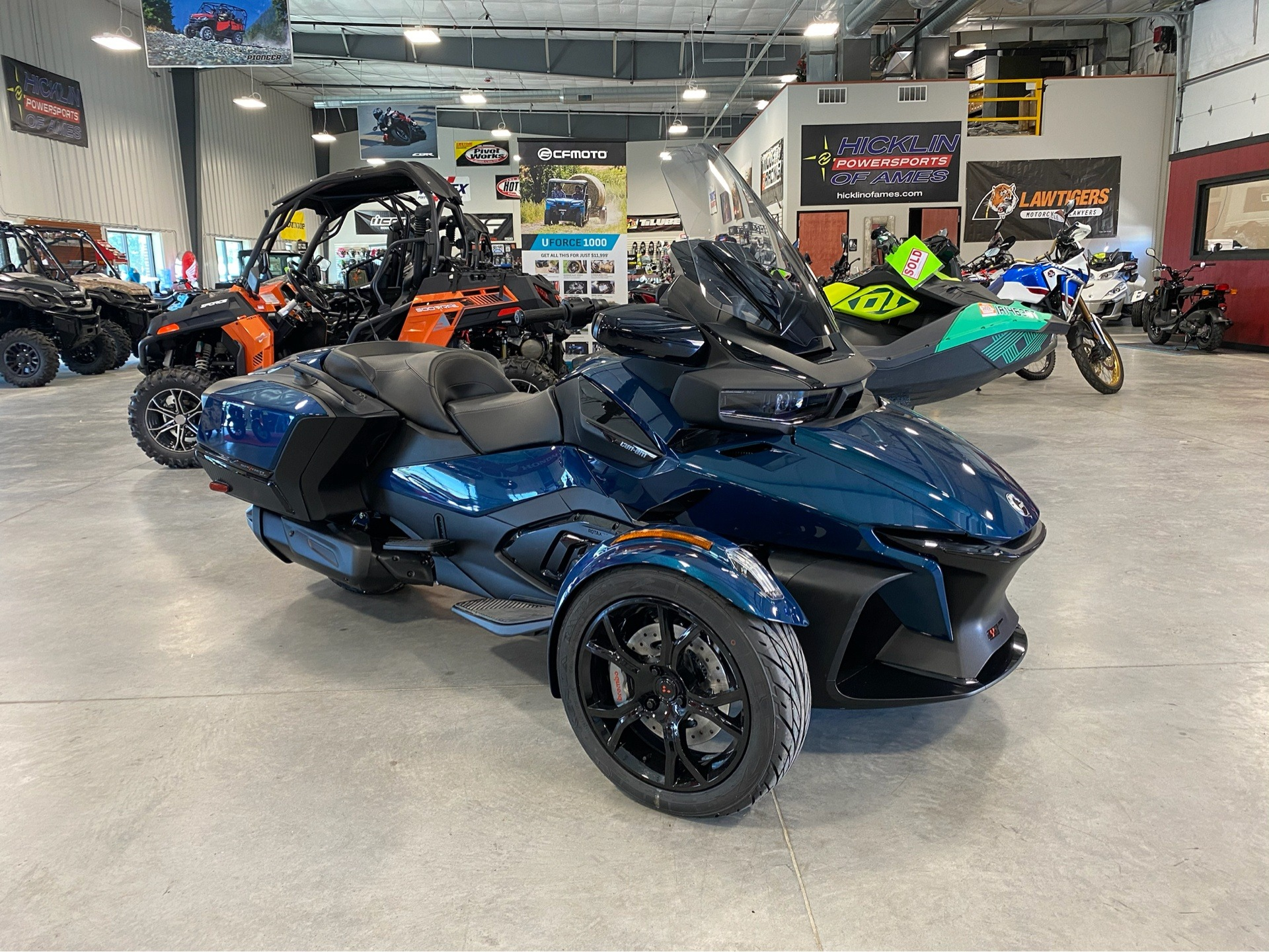 2020 Can-Am Spyder RT in Ames, Iowa - Photo 1