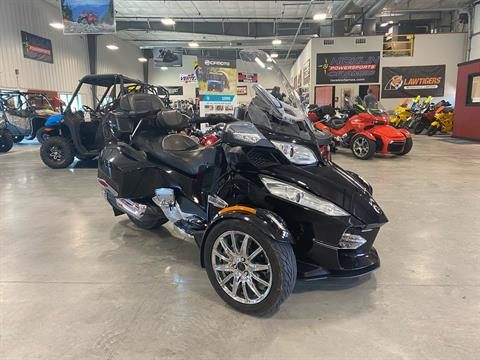 2013 Can-Am Spyder® RT Limited in Ames, Iowa - Photo 1