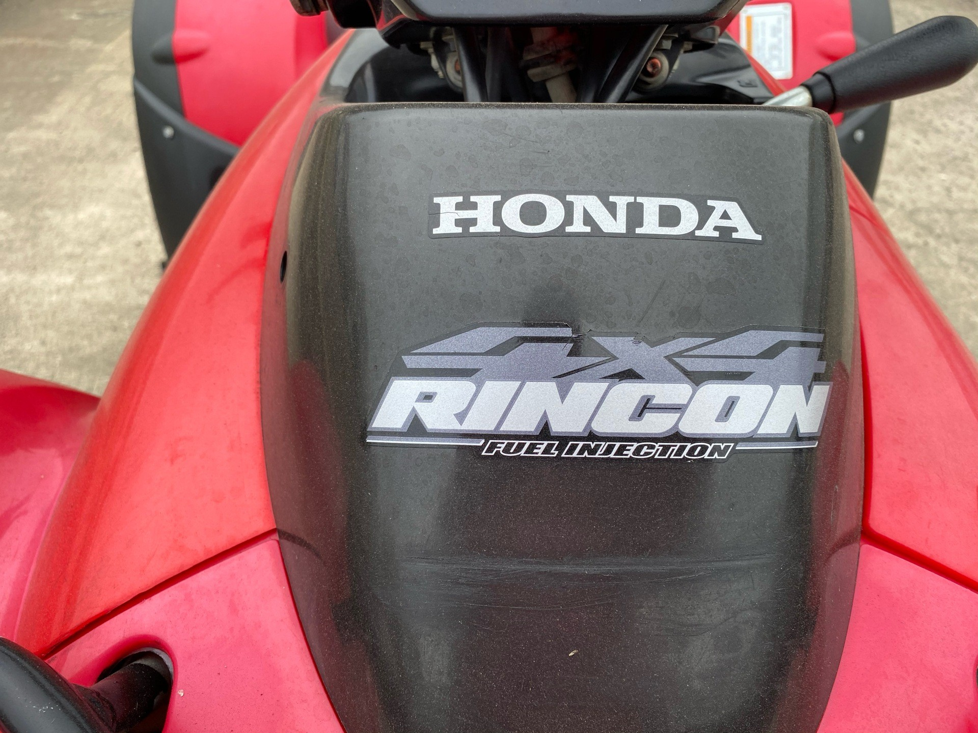 2015 Honda FourTrax® Rincon® 4x4 in New Martinsville, West Virginia - Photo 9