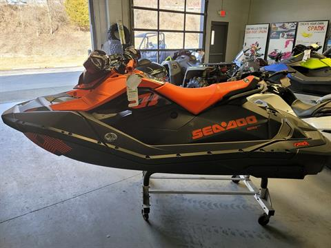 2021 Sea-Doo Spark Trixx 2up iBR + Sound System in Barboursville, West Virginia - Photo 1