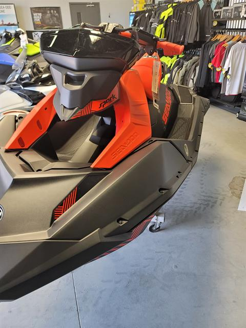 2021 Sea-Doo Spark Trixx 2up iBR + Sound System in Barboursville, West Virginia - Photo 4