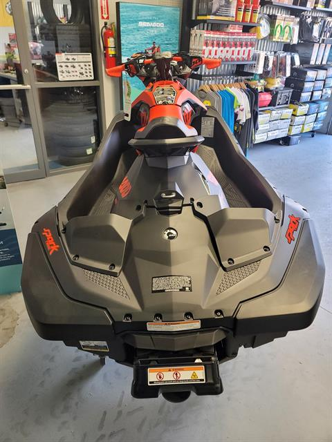2021 Sea-Doo Spark Trixx 2up iBR + Sound System in Barboursville, West Virginia - Photo 6