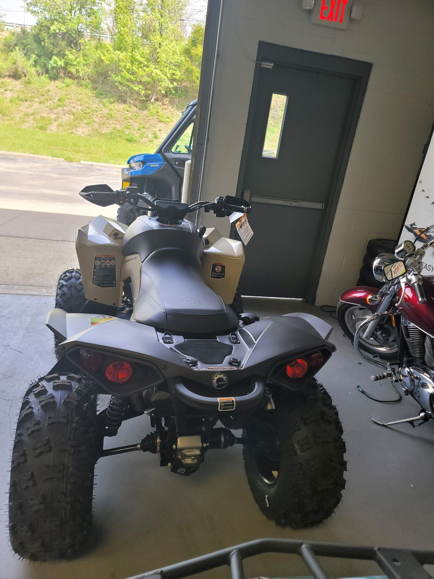 2021 Can-Am Renegade X XC 1000R in Barboursville, West Virginia - Photo 6