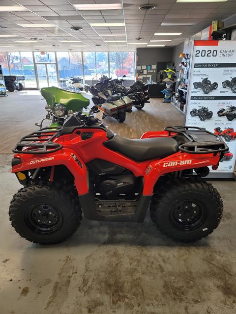 2021 Can-Am Outlander 450 in Huntington, West Virginia - Photo 1