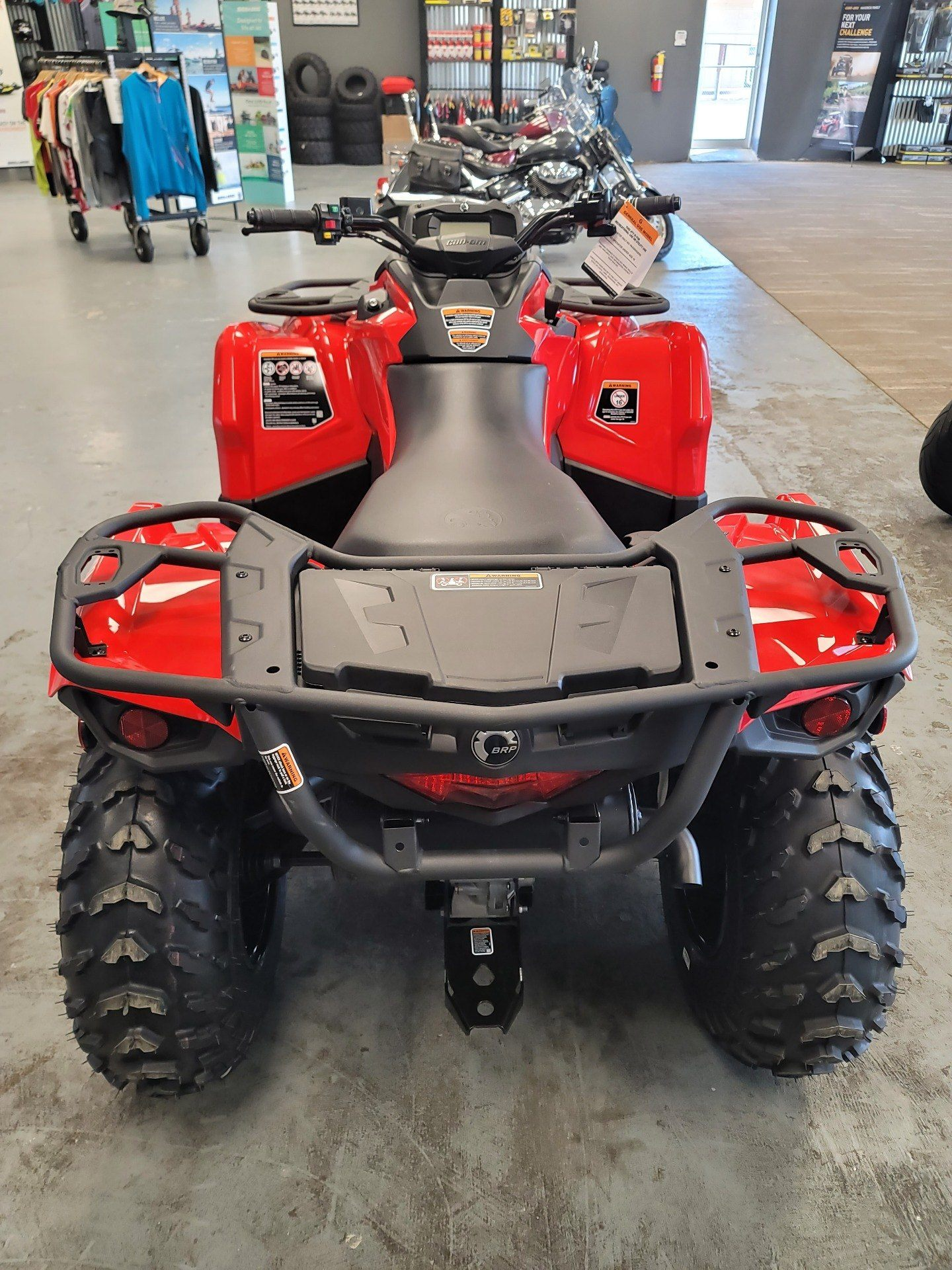 2021 Can-Am Outlander 450 in Huntington, West Virginia - Photo 8