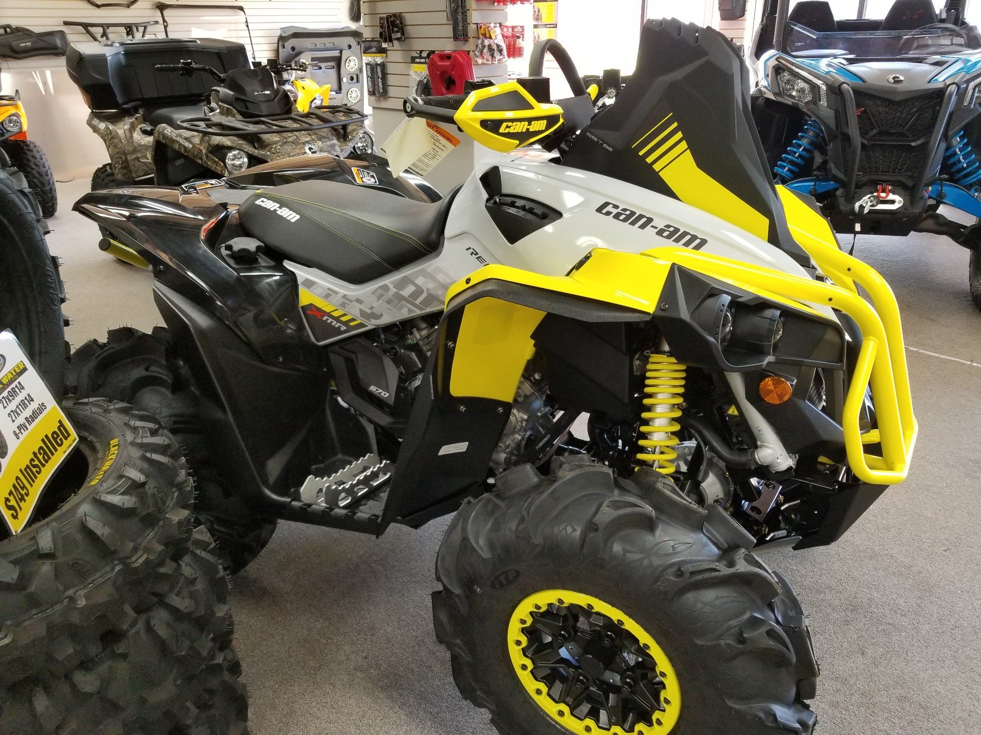 2019 Can-Am Renegade X MR 570 in Mineral Wells, West Virginia - Photo 3