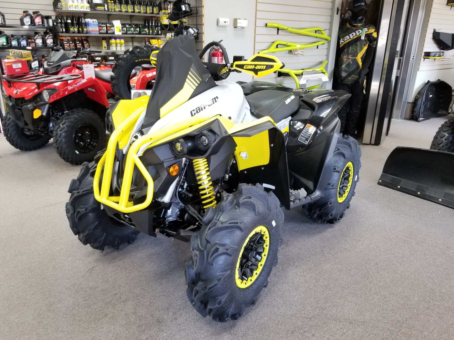 2019 Can-Am Renegade X MR 570 in Mineral Wells, West Virginia - Photo 1
