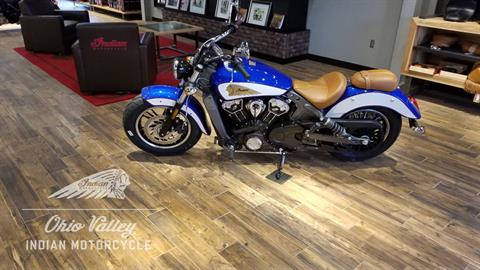 2018 Indian Scout® ABS in Mineral Wells, West Virginia