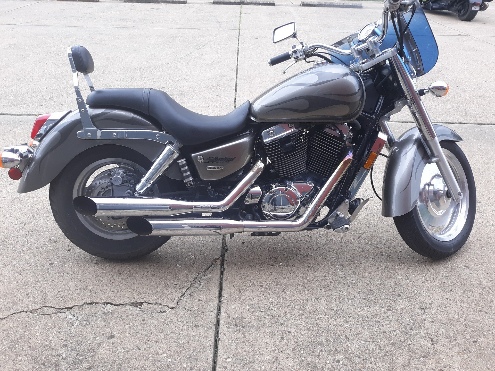 2006 Honda Shadow Sabre™ in Mineral Wells, West Virginia - Photo 7