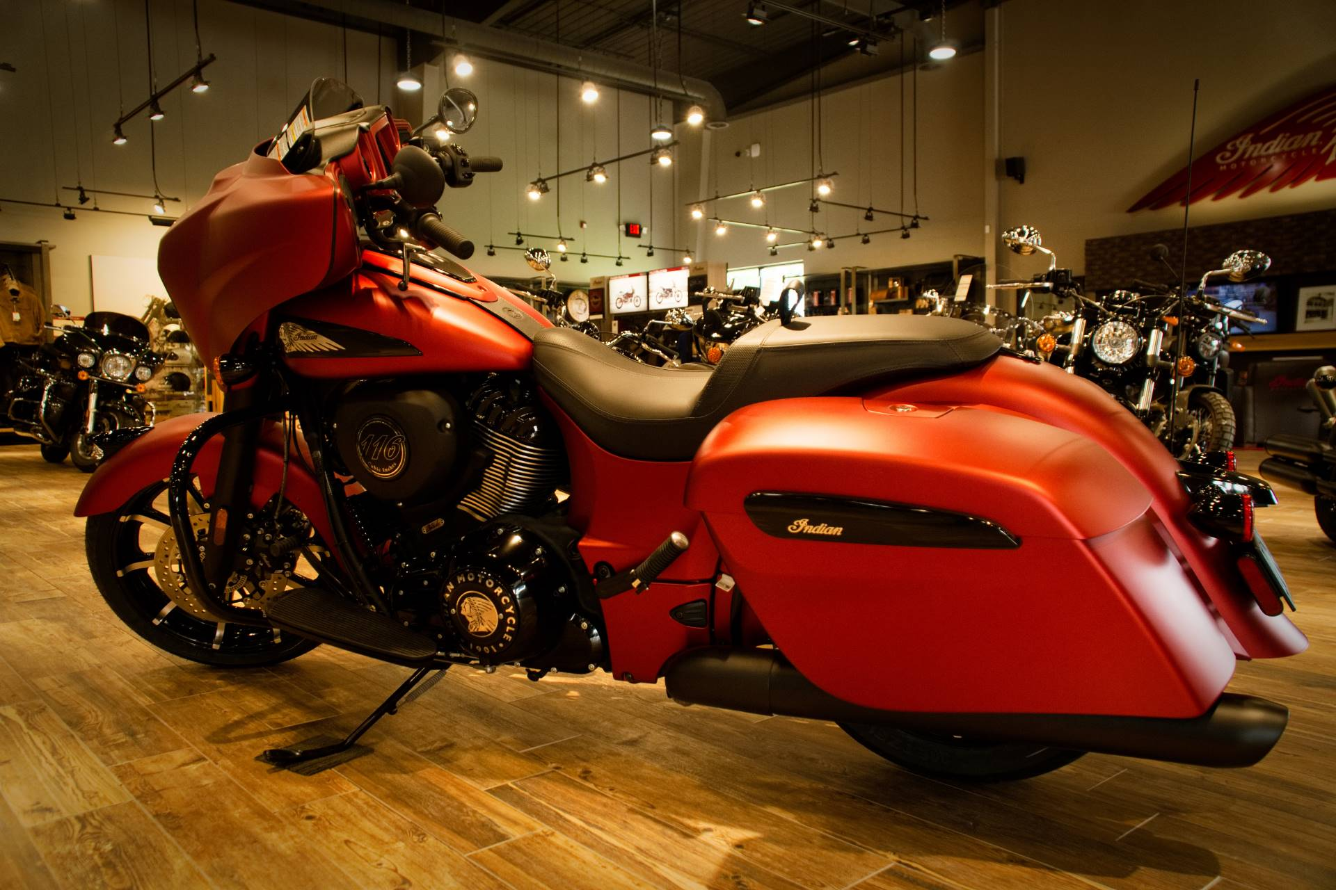 2021 Indian Chieftain® Dark Horse® in Mineral Wells, West Virginia - Photo 1