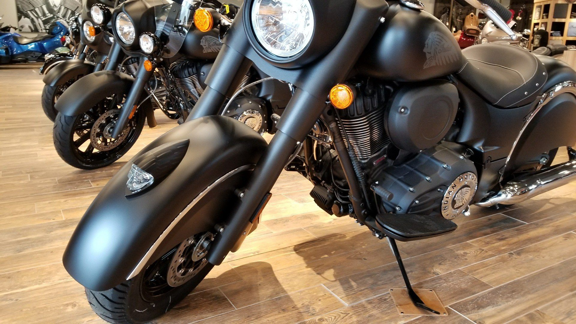 2018 Indian Chief Dark Horse® ABS in Mineral Wells, West Virginia