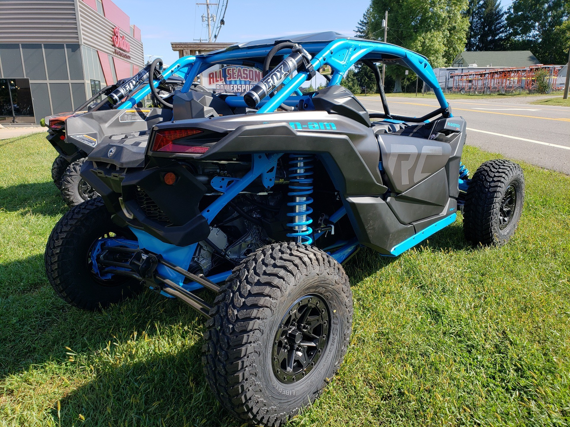 2019 Can-Am Maverick X3 X rc Turbo R in Mineral Wells, West Virginia