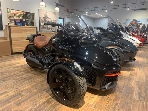 2019 Can-Am Spyder F3 in Mineral Wells, West Virginia - Photo 1