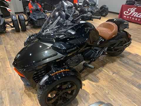 2019 Can-Am Spyder F3 in Mineral Wells, West Virginia - Photo 2