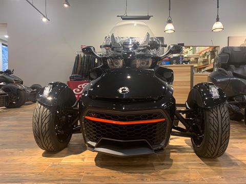 2019 Can-Am Spyder F3 in Mineral Wells, West Virginia - Photo 6