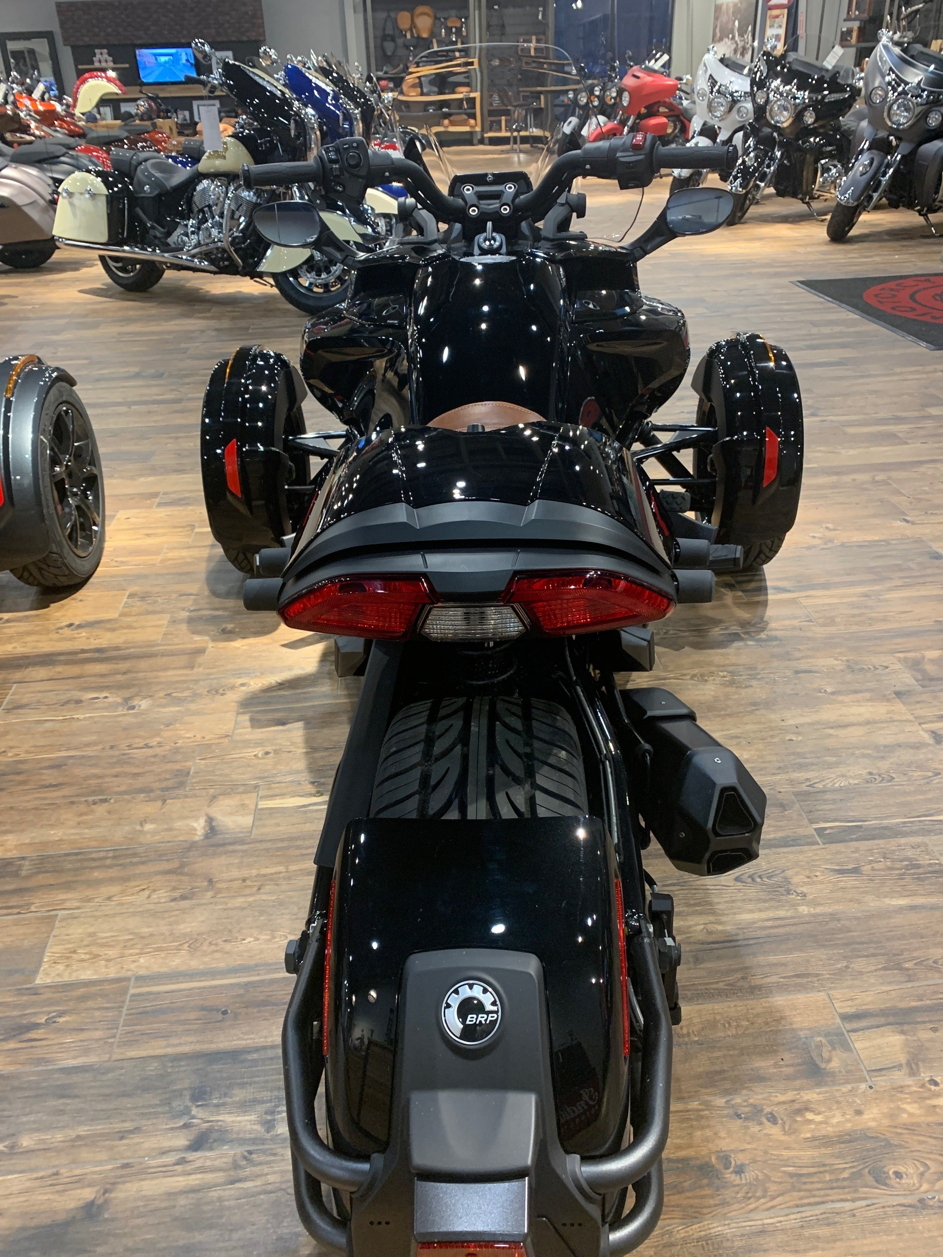 2019 Can-Am Spyder F3 in Mineral Wells, West Virginia - Photo 7