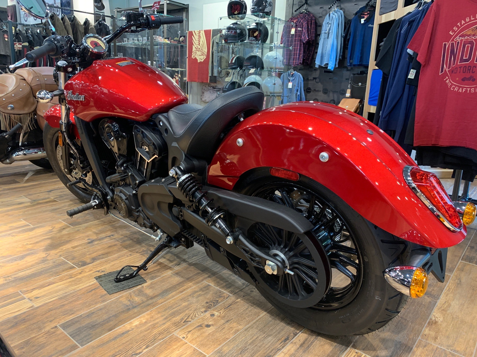 2019 Indian Scout® Sixty ABS in Mineral Wells, West Virginia - Photo 3