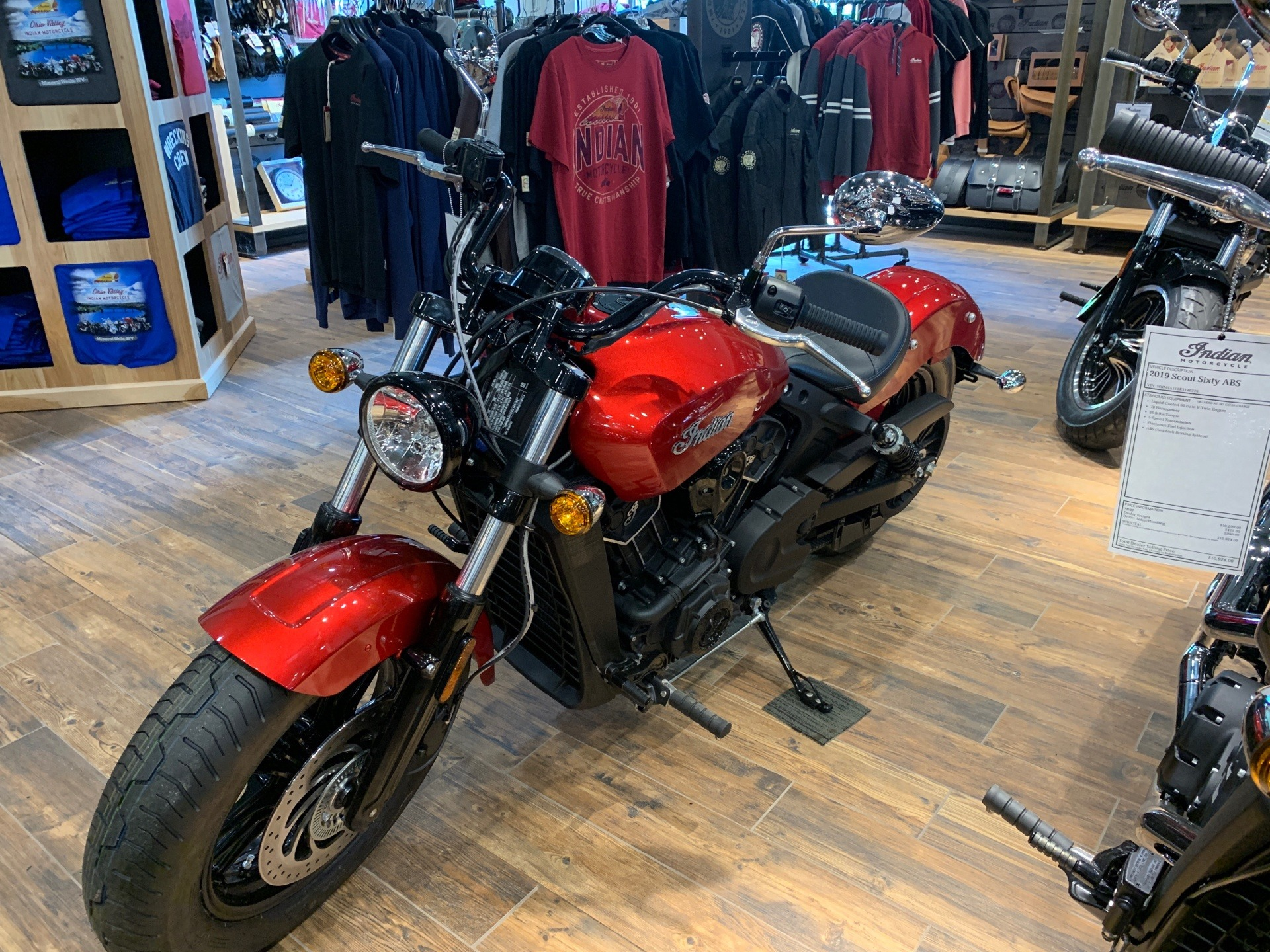 2019 Indian Scout® Sixty ABS in Mineral Wells, West Virginia - Photo 4