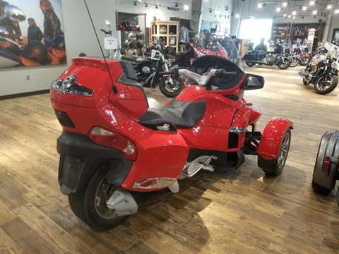 2011 Can-Am Spyder® RT-S SM5 in Mineral Wells, West Virginia