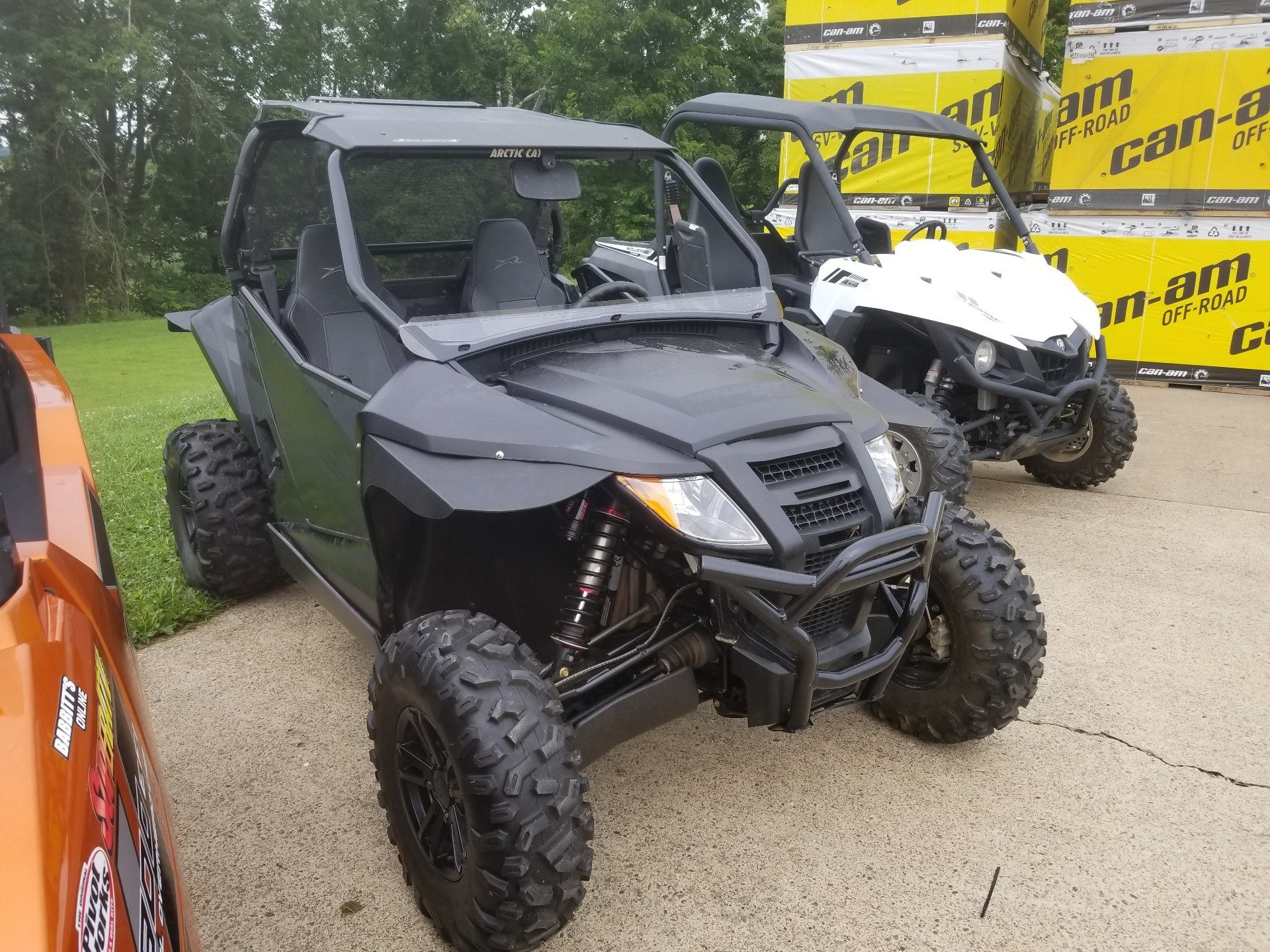 2015 Arctic Cat Wildcat™ Sport Limited EPS in Mineral Wells, West Virginia