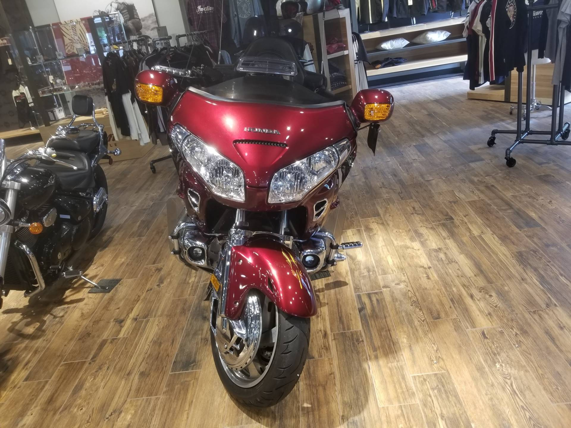 2009 Honda Gold Wing® in Mineral Wells, West Virginia