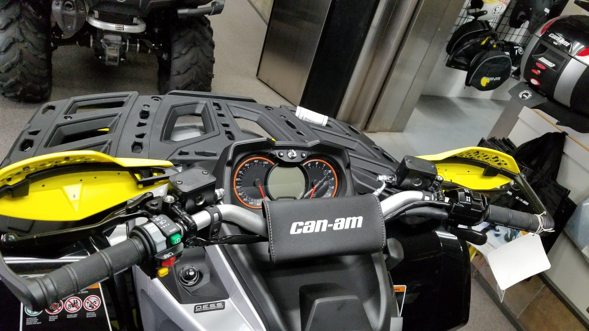 2018 Can Am Outlander X XC 1000R ATVs Mineral Wells West Virginia