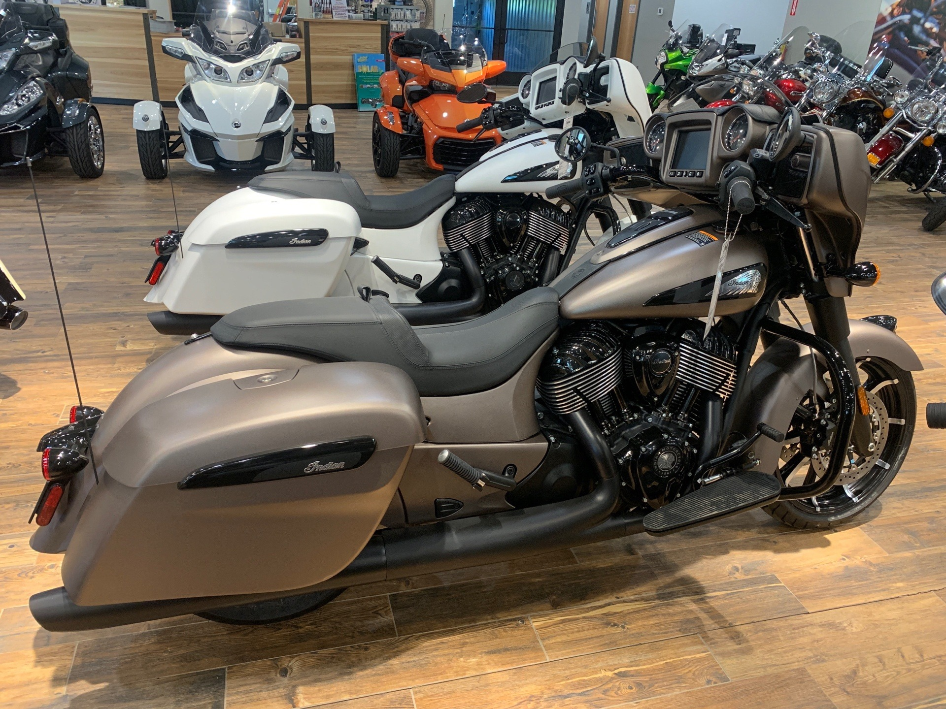 2019 Indian Chieftain® Dark Horse® ABS in Mineral Wells, West Virginia - Photo 1