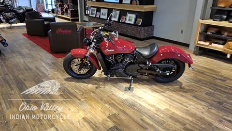 2018 Indian Scout® Sixty ABS in Mineral Wells, West Virginia