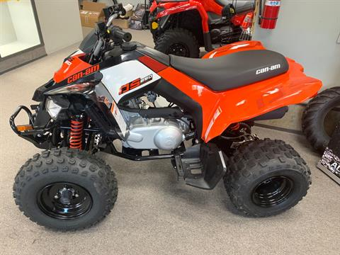 2020 Can-Am DS 250 in Mineral Wells, West Virginia