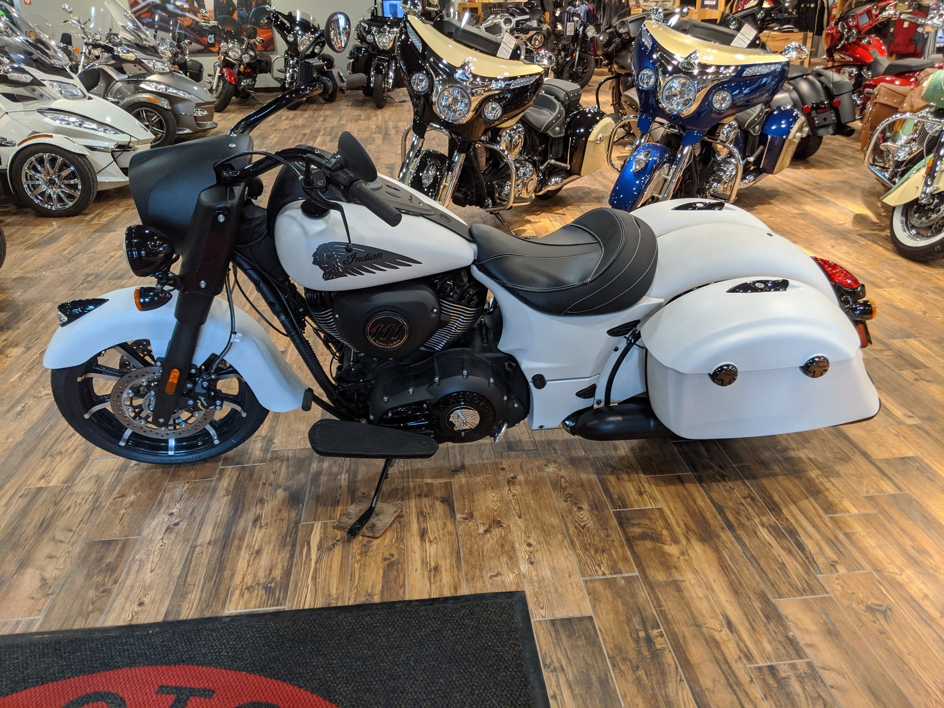 2019 Indian Springfield® Dark Horse® ABS in Mineral Wells, West Virginia - Photo 1