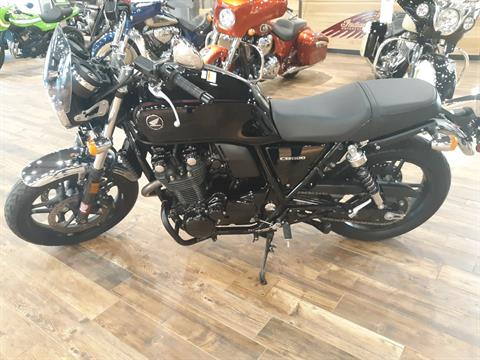 2014 Honda CB1100 in Mineral Wells, West Virginia - Photo 1