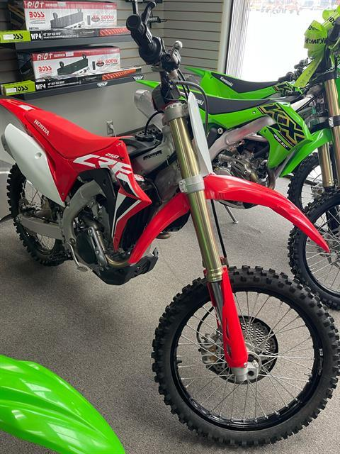 2020 Honda CRF250R in Mineral Wells, West Virginia - Photo 2
