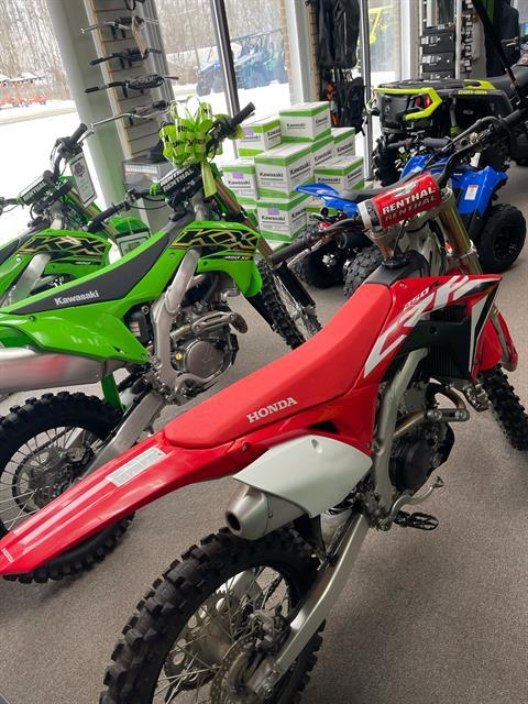 2020 Honda CRF250R in Mineral Wells, West Virginia - Photo 3