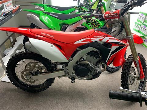 2020 Honda CRF250R in Mineral Wells, West Virginia - Photo 4
