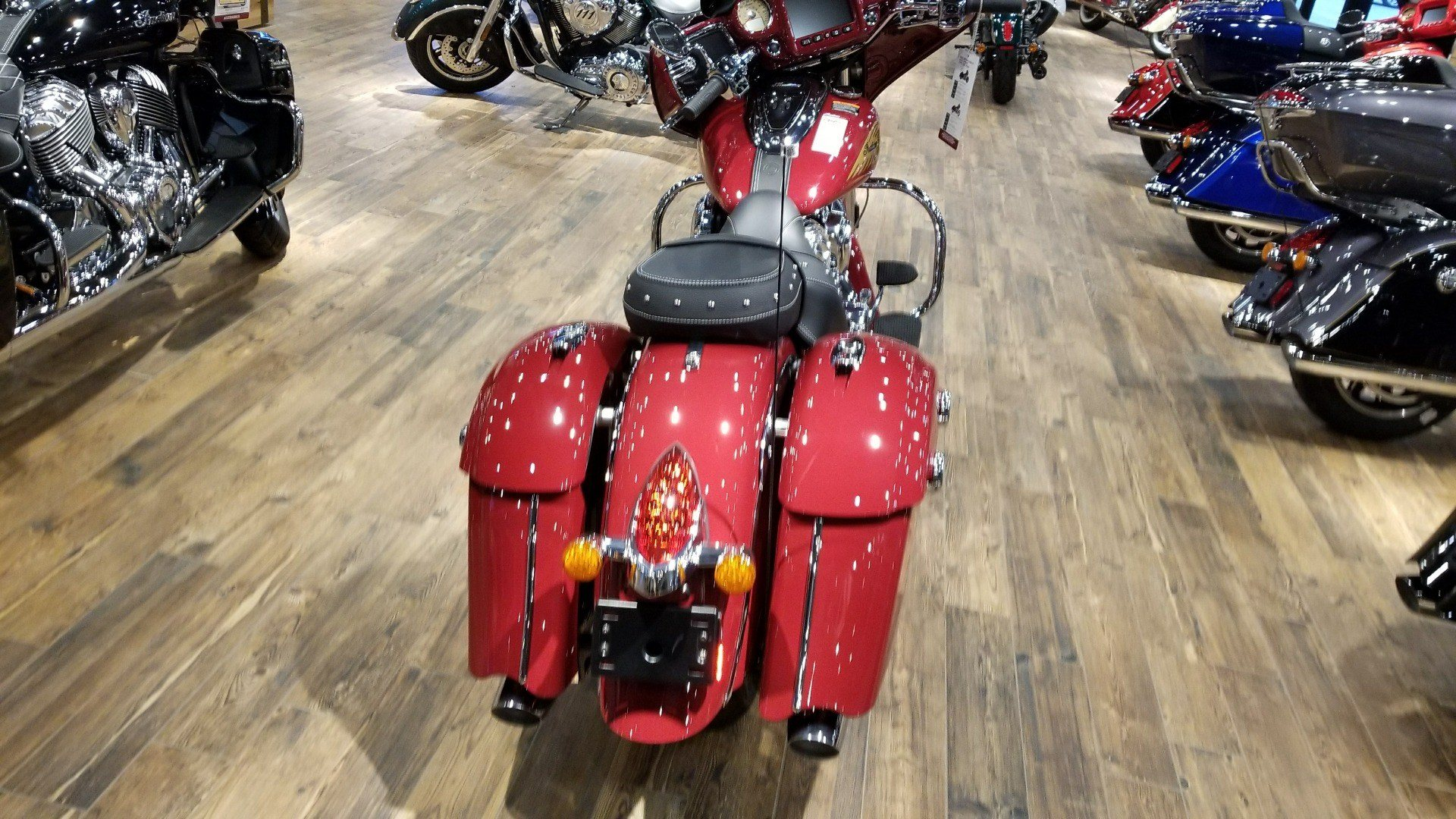 2018 Indian Chieftain® Classic in Mineral Wells, West Virginia