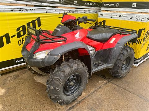 2015 Honda FourTrax® Rincon® 4x4 in Mineral Wells, West Virginia - Photo 2