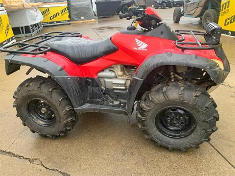 2015 Honda FourTrax® Rincon® 4x4 in Mineral Wells, West Virginia - Photo 6