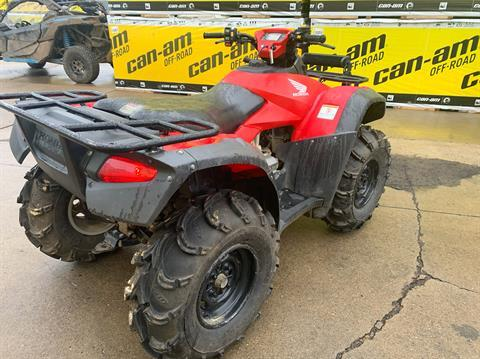 2015 Honda FourTrax® Rincon® 4x4 in Mineral Wells, West Virginia - Photo 7