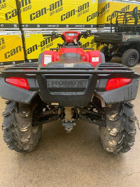 2015 Honda FourTrax® Rincon® 4x4 in Mineral Wells, West Virginia - Photo 8
