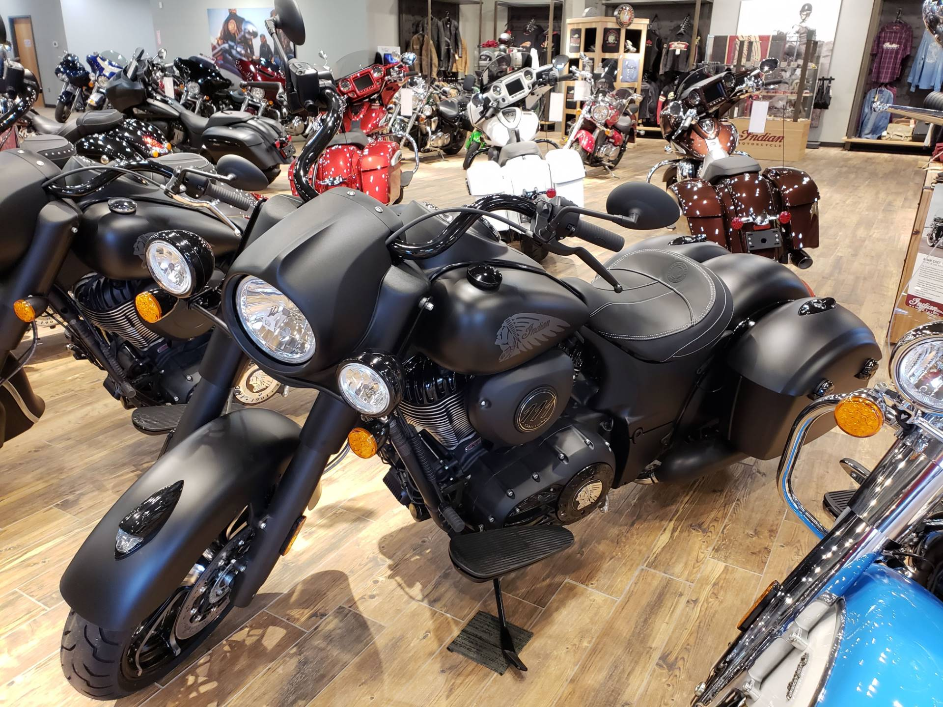 2019 Indian Springfield® Dark Horse® ABS in Mineral Wells, West Virginia