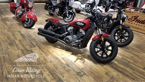 2018 Indian Scout® Bobber in Mineral Wells, West Virginia