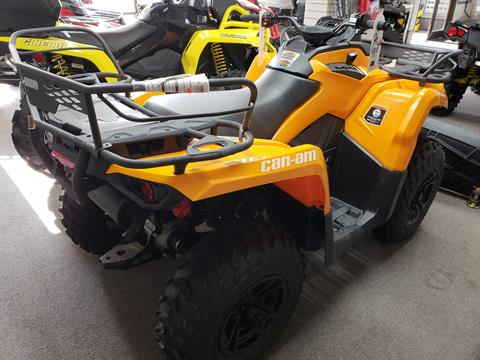 2018 Can-Am Outlander DPS 570 in Mineral Wells, West Virginia