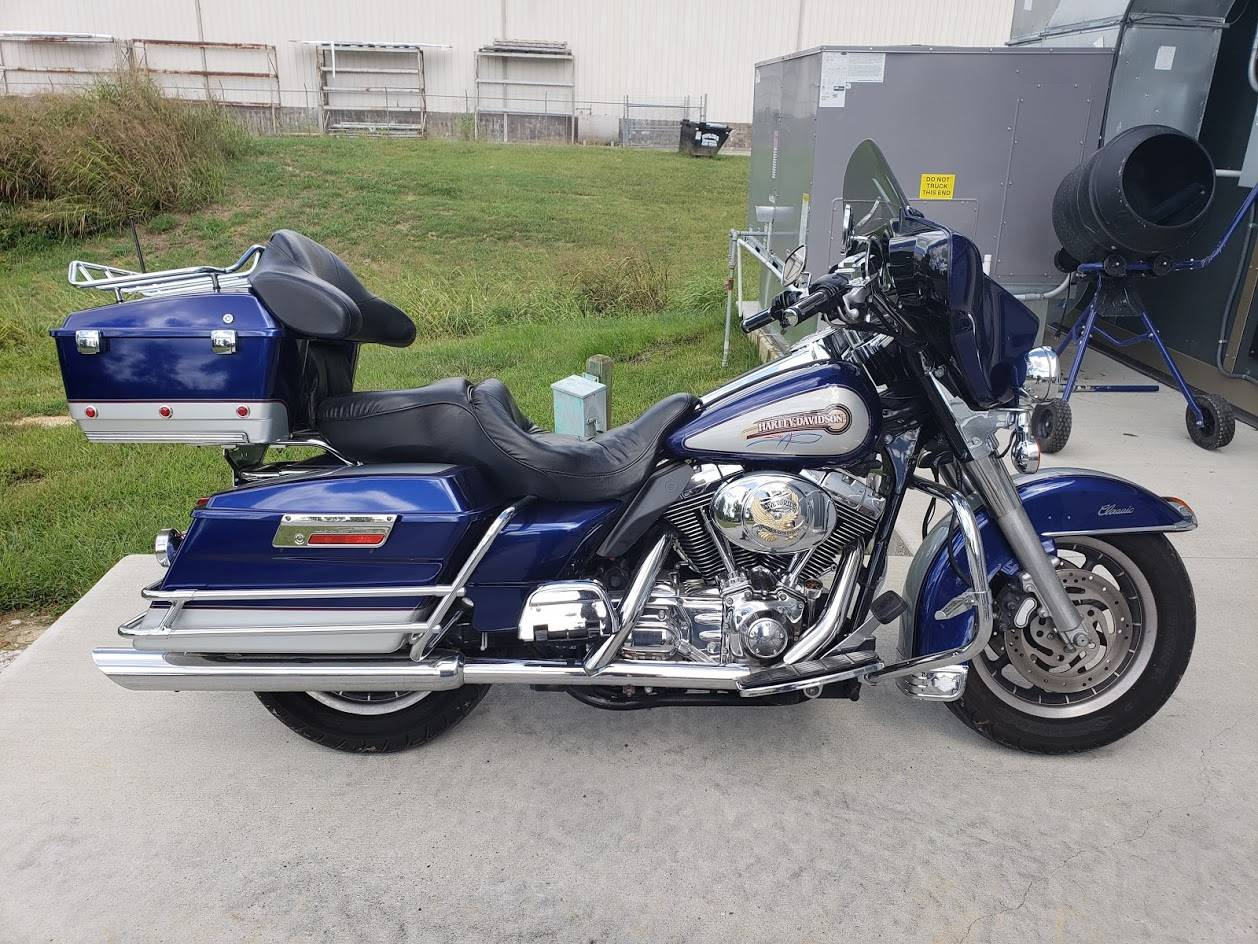 2006 Harley-Davidson Electra Glide® Classic in Mineral Wells, West Virginia