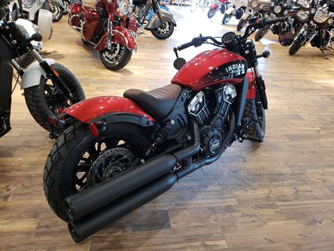 2019 Indian Scout® Bobber ABS Icon Series in Mineral Wells, West Virginia - Photo 2